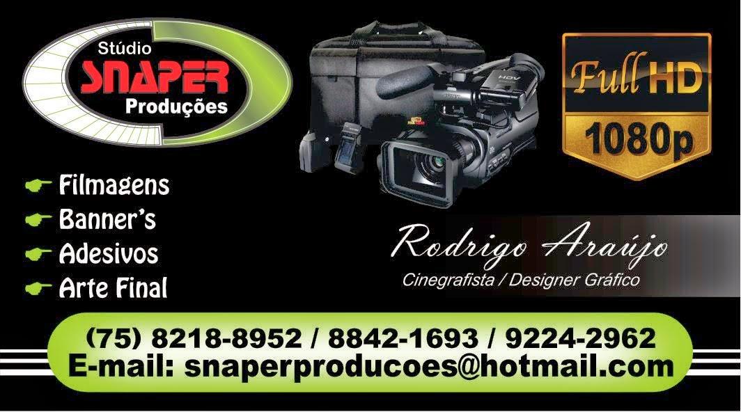 Stúdio Snaper Produções e Artes Gráficas