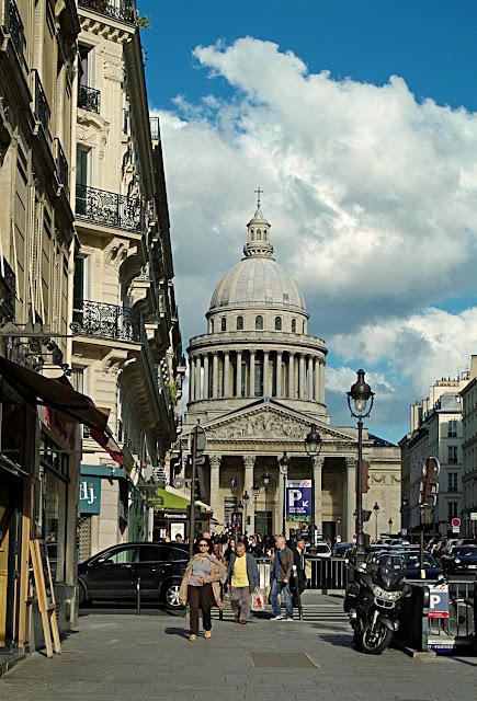 Le Panthéon Paris poze