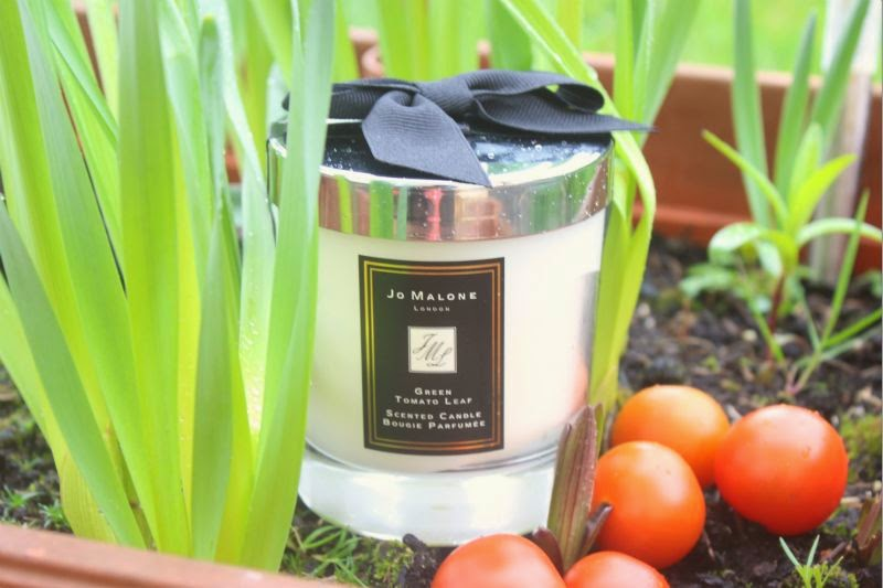 Jo Malone Just Like Sunday Green Tomato Leaf Candle