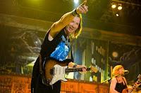 David Murray, Iron Maiden