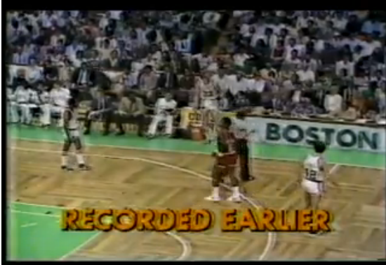 The Final Years Of Late Night Telecasts In 1982 NBA