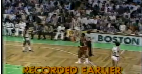 Classic TV Sports: The NBA on CBS late night and tape delay playoff era