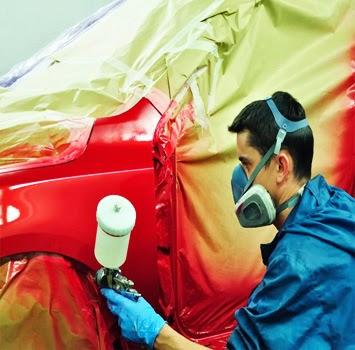 sơn ô tô đẹp