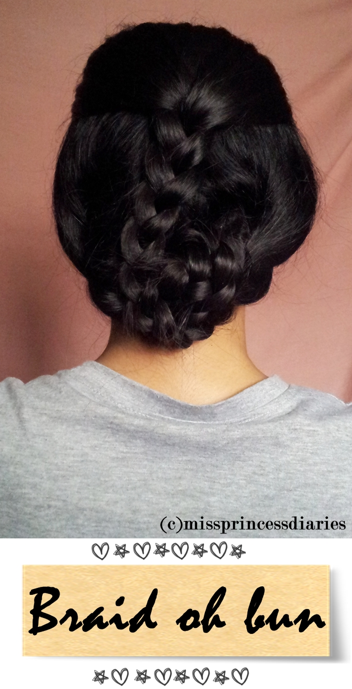 Updos And Buns To Try This Summer Miss Princess Diaries