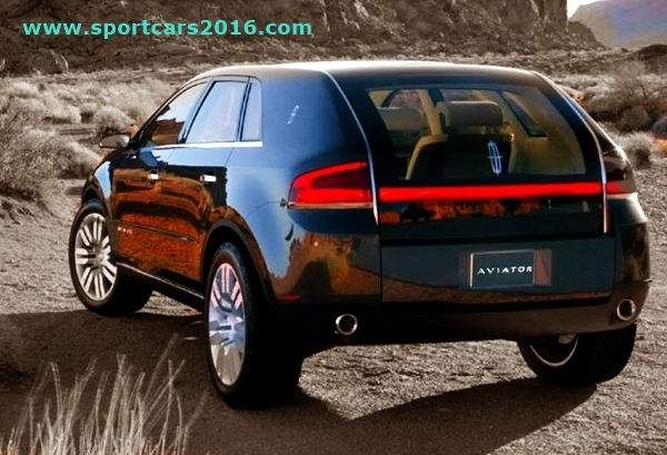 2017 Lincoln Aviator Specs