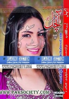 Aanchal Digest December 2015, read online or download free latest edition of Anchel Digest for December 2015
