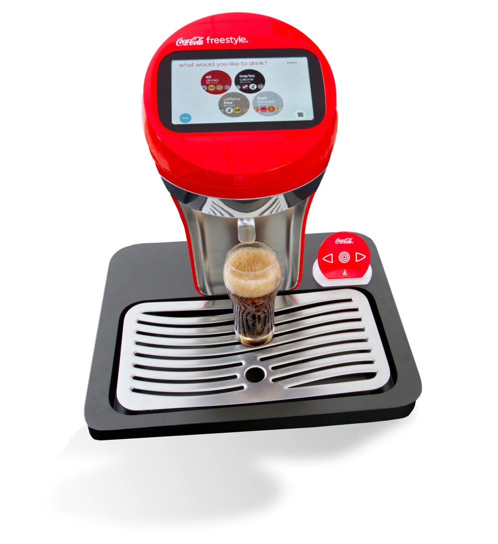 news cocacola looks to expand freestyle fountain soda machines with new countertop versions