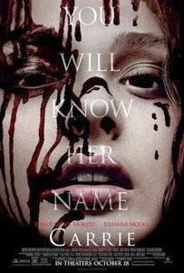 Poster original de Carrie