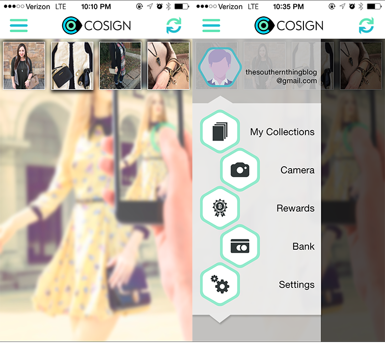 how to use cosign app