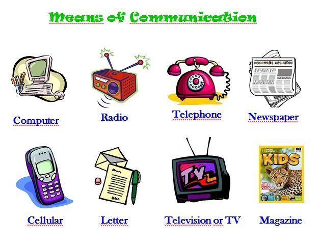 CIUDAD DE Cu00d3RDOBA 3u00ba SCIENCE BLOG: MEANS OF COMMUNICATION