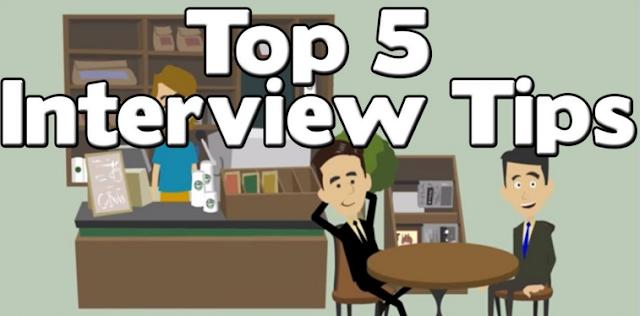 इंटरव्यू साक्षात्कार के लिए जरूरी सलाह