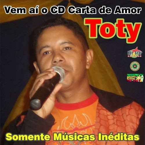 NOVO CD DO CANTOR TOTY