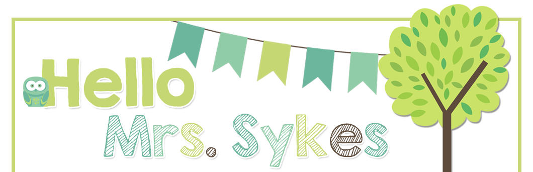 Hello Mrs Sykes - Resources for Teachers