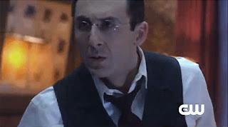 Peter Ciuffa nel ruolo di Lovecraft, foto