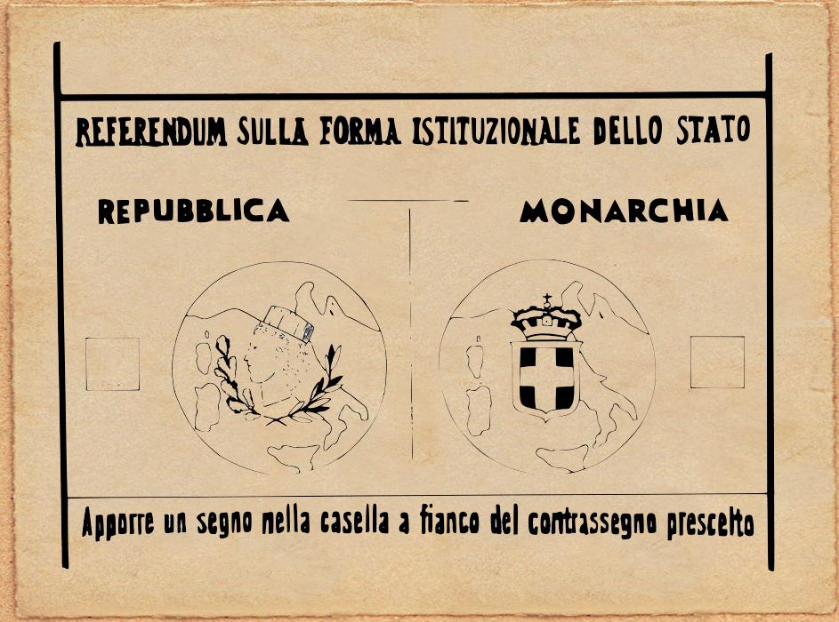 Parlo italiano 2 giugno festa della repubblica italiana for Nascita repubblica italiana