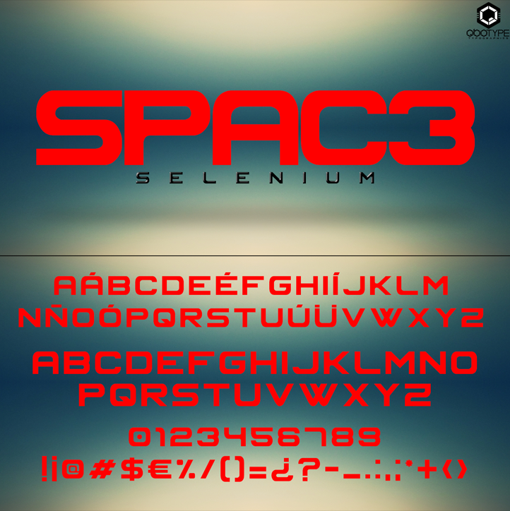 Space Selenium