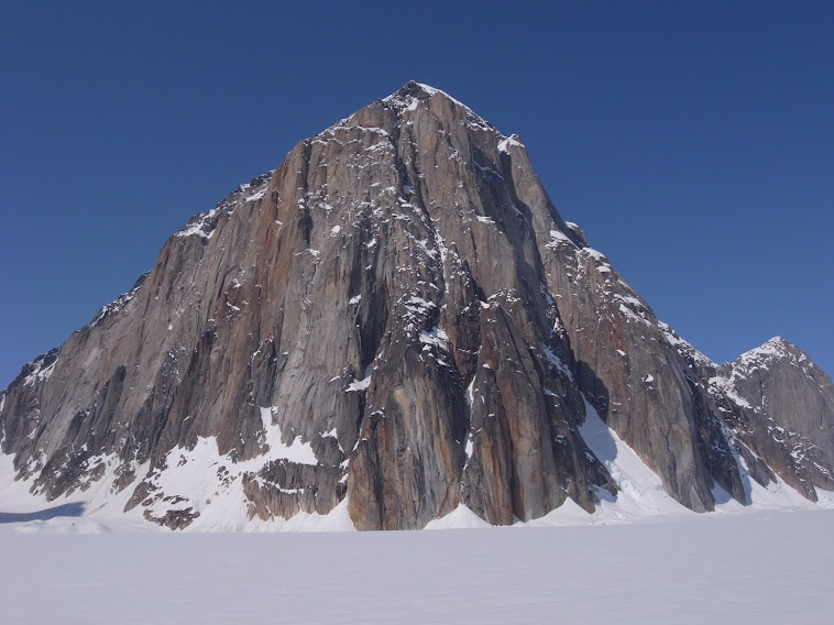 East face of Mount Dickey