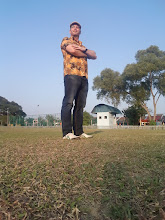 Just Standing on a Field