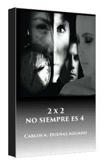 Novela 2 x 2 no siempre es 4