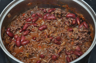 Chilli Con Carne ~ Simple Food
