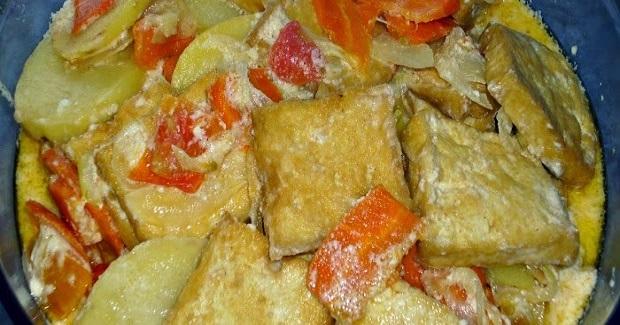 Creamy Vegetarian Tofu