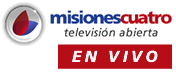 Ver Canal 4 Misiones Online