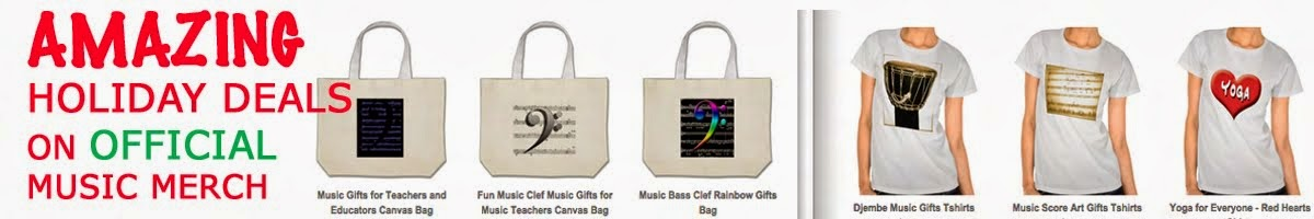 OFFICIAL MUSIC STORE GIFTS