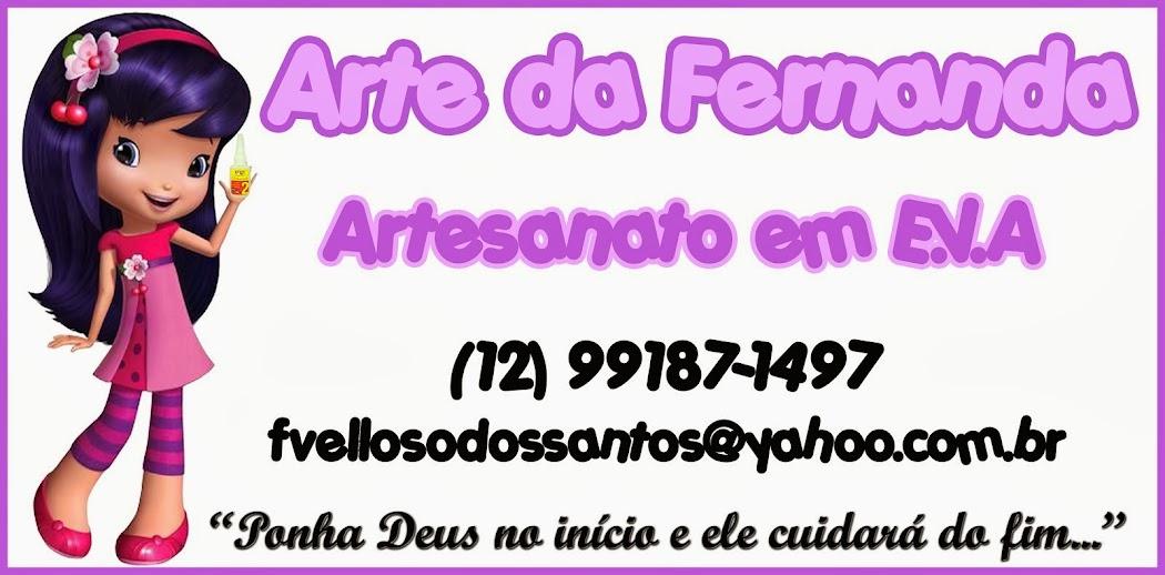 Arte da Fernanda