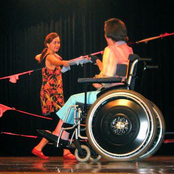 Dança Inclusiva.