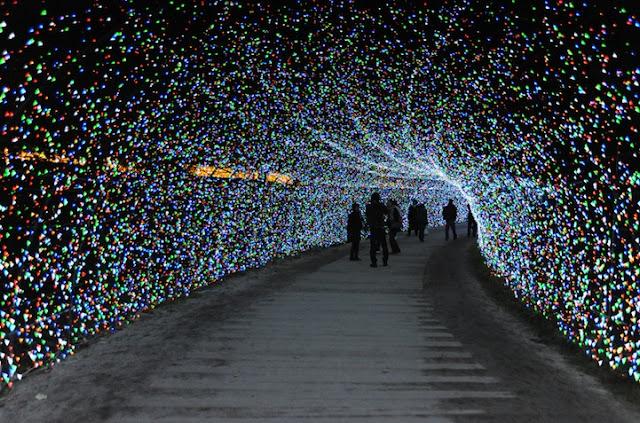 light festival japan