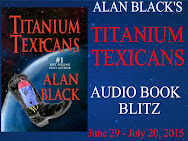 Titanium Texicans Audiobook Blitz