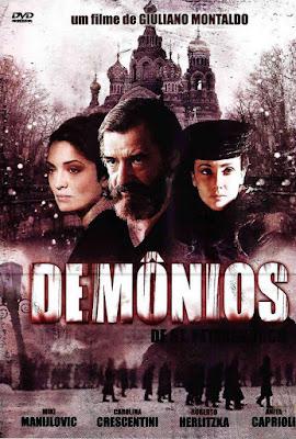 Demônios de São Petersburgo - DVDRip Dual Áudio