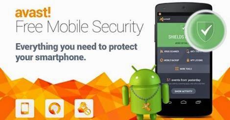 antivirus android paling baru