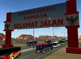 Mod Bus Indonesia Full Version 18 Wheel Steel Haulin