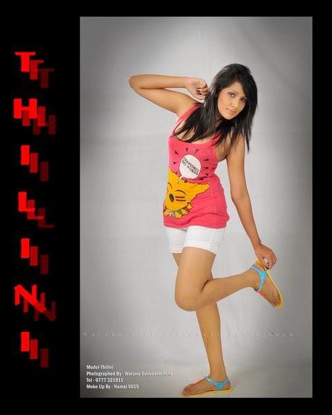 Thilini Amarasooriya sl actress