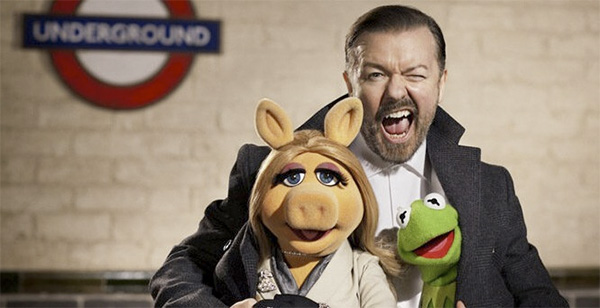 MUPPETS MOST WANTED: TEASER SUBTITULADO