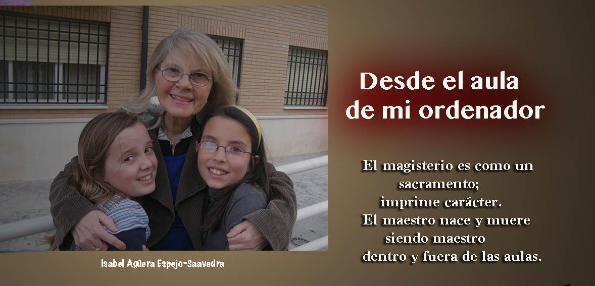DESDE EL AULA DE MI ORDENADOR