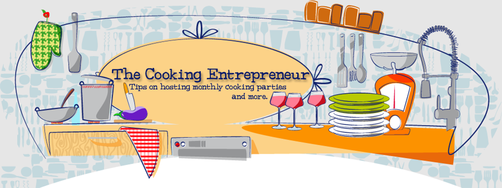 The Cooking Entrepreneur