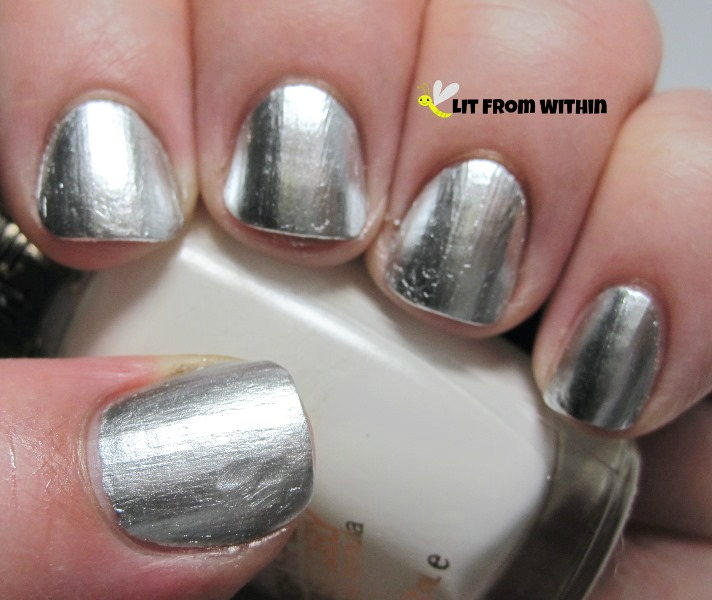 OPI Push and Shove from the Gwen Stefani collection