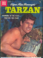 TARZAN E A EXPEDIÇÃO PERDIDA - 1957