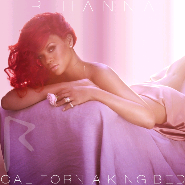 rihanna california king bed clip