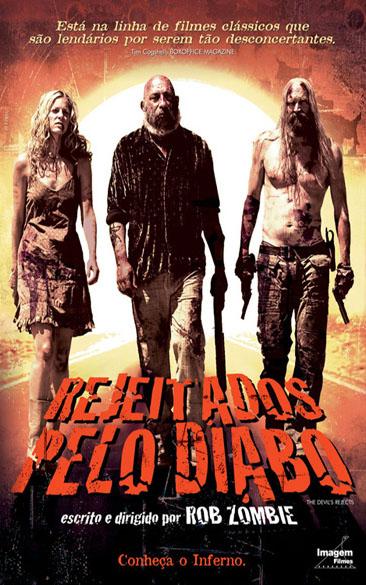 Rejeitados Pelo Diabo Torrent - Blu-ray Rip 720p Dual Áudio (2005)