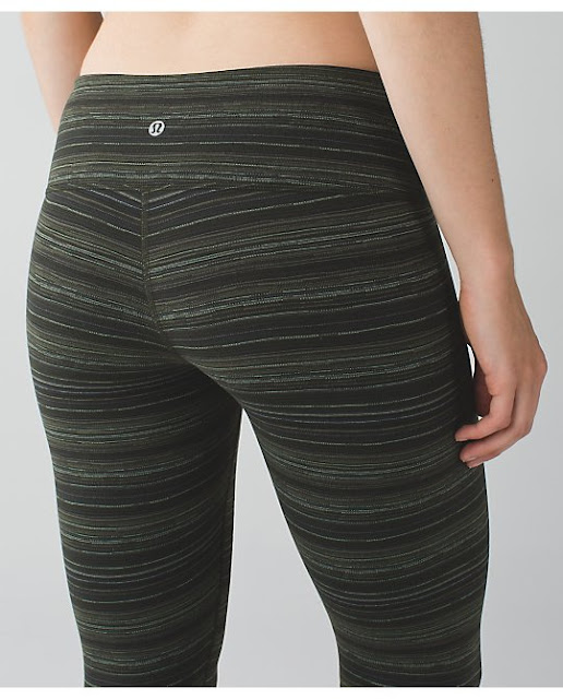 lululemon-cyber-stripe wunder-under fatigue