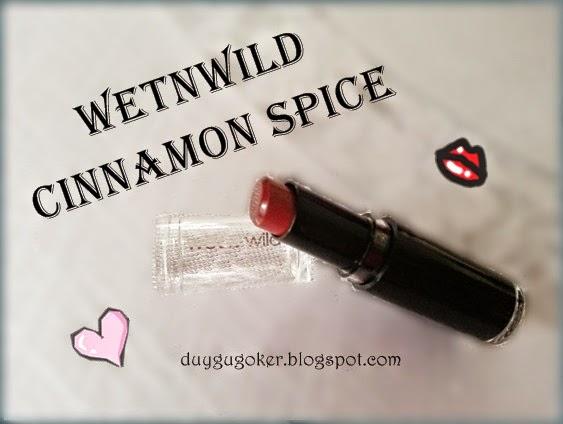 """WetnWild """"Cinnamon Spice"""" Ruj"""