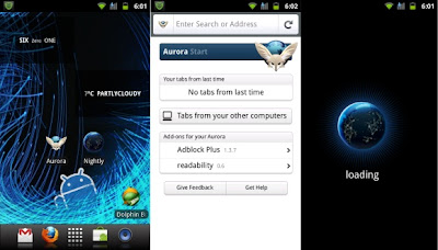 Mozilla Rilis Mozilla Aurora 8 Versi Android