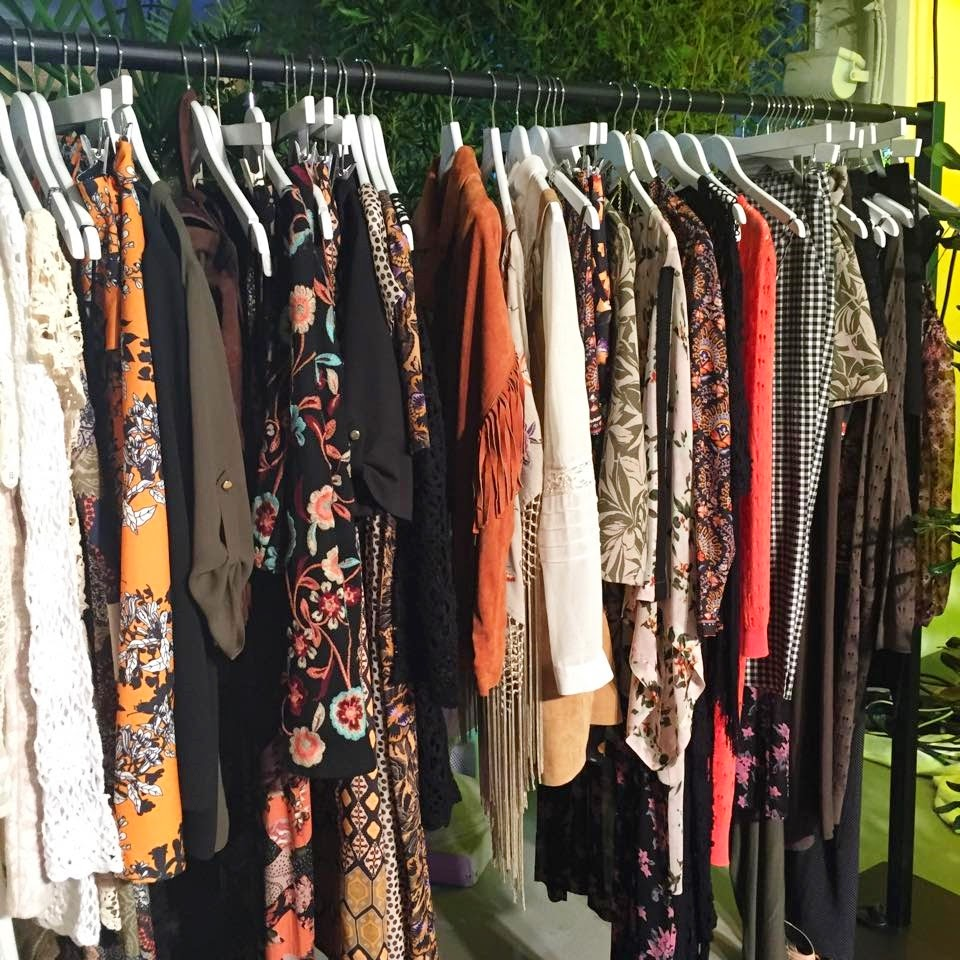#GardenOfArcadiaSS15, press day, fashion blogger