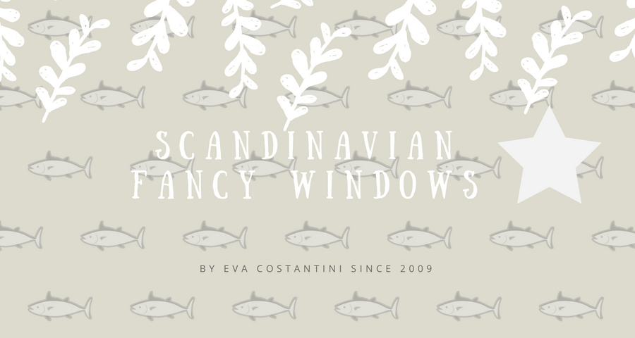 Scandinavian Fancy Windows