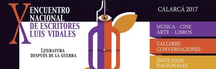 Encuentro Nacional de Escritores Luis Vidales