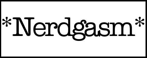 nerdgasm words