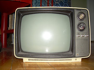 old TV india